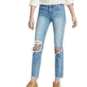 True Religion Appleby  ' Charlie ' Skinny Jeans